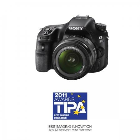 Aparat foto Sony SLT-A58 kit 18-55mm SAM II