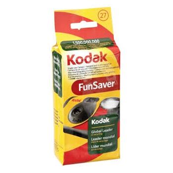 Aparat foto de unica folosinta Kodak ISO 800 Fun Saver