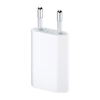 Apple A1300 - incarcator priza cu iesire USB pentru iPhone si iPod - 5V, 1A