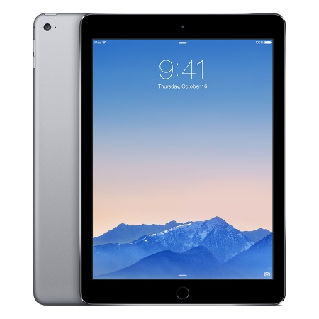 Apple iPad Air 2 16GB Wi-Fi space gray