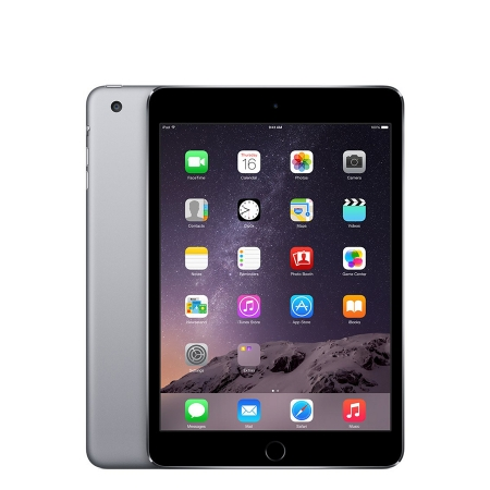 Apple iPad mini 3 128GB Wi-Fi + 4G - space grey