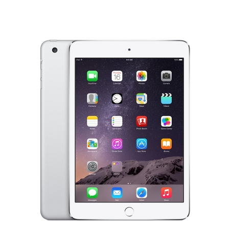 Apple iPad mini 3 64GB Wi-Fi - silver