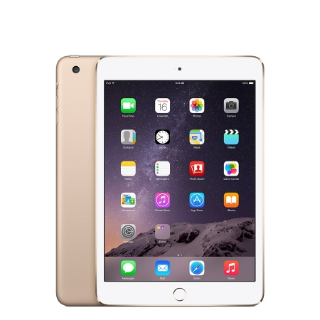 Apple iPad mini 3 64GB Wi-Fi - gold