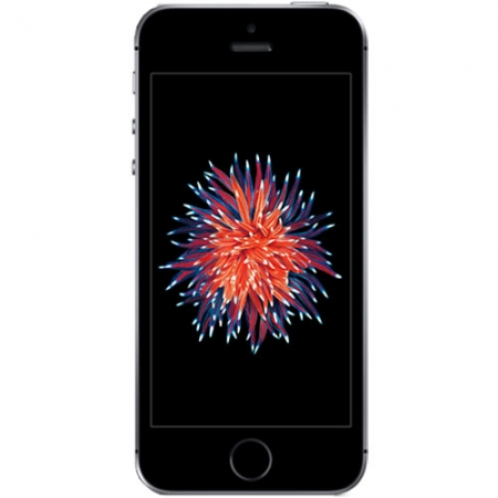 Apple iPhone SE - 4'', Dual-Core, 2GB RAM, 16GB, 4G - Negru