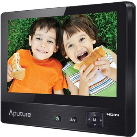 Aputure VS-1 - monitor auxiliar 7