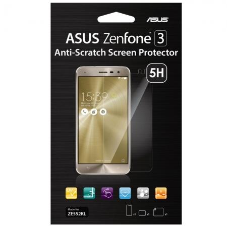 Asus - Folie Protectie Anti-Scratch pentru Zenfone 3