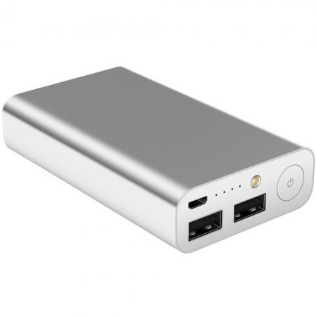 Asus ZenPower Pro - Acumulator extern, Quick Charge, 10050 mAh - Argintiu