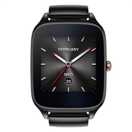 Asus ZenWatch 2 - Smartwatch, Curea Metalica Gri