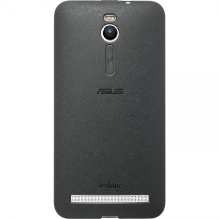 Asus Zenfone 2 (ZE550ML & ZE551ML) Bumper Case - Capac protectie spate, negru