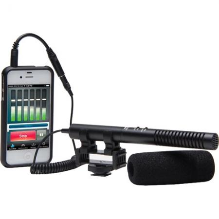 Azden SGM-990 +i - microfon pentru dispozitive inteligente