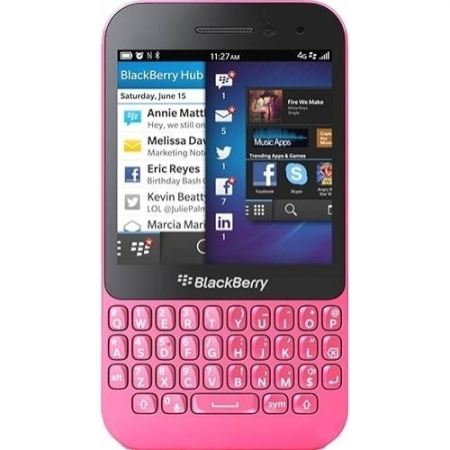BLACKBERRY Q5 8GB 4G LTE PINK RS125033250-7