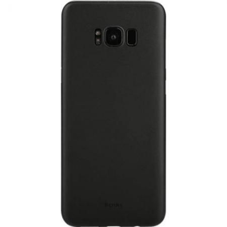 Benks Lollipop - Husa pentru Samsung Galaxy S8, Negru Mat