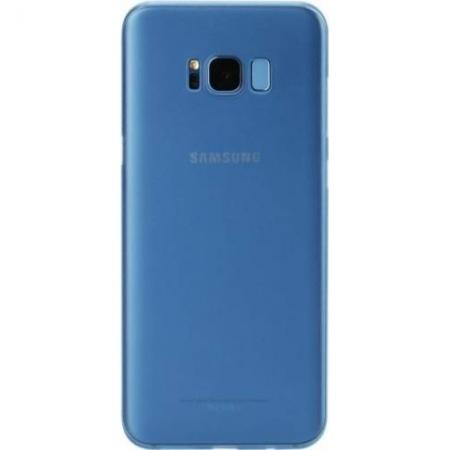 Benks Lollipop - Husa pentru Samsung Galaxy S8 Plus, Albastru Mat
