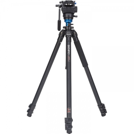 Benro A2573FS4 - Kit Trepied + Cap Video