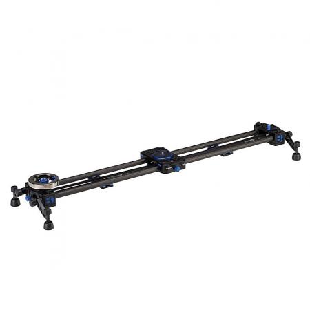 Benro C12D9 - Slider video din carbon, 90cm