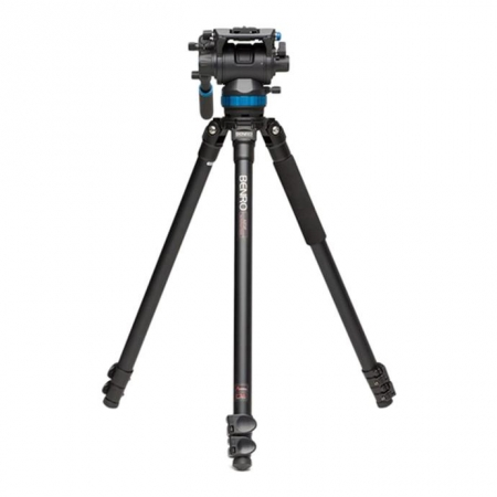 Benro A373FBS8 - Kit Trepied A373F + Cap Video S8