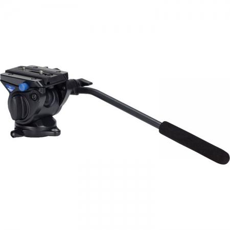 Benro S4 Video Head - cap video