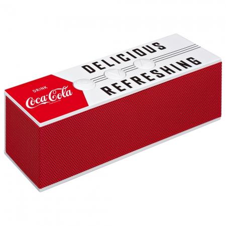 BigBen Nomad Coca Cola - boxa portabila cu Bluetooth