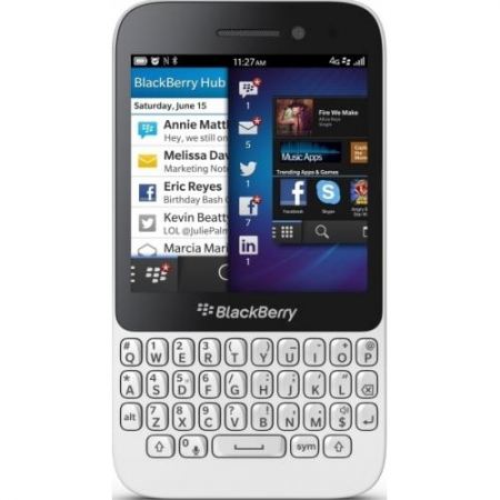 BlackBerry Q5 - 3.1