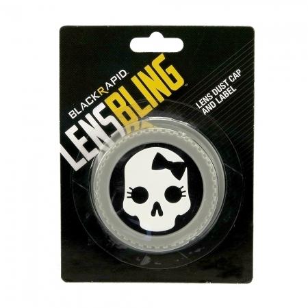 BlackRapid LensBling Skull Goggle - capac obiectiv Nikon