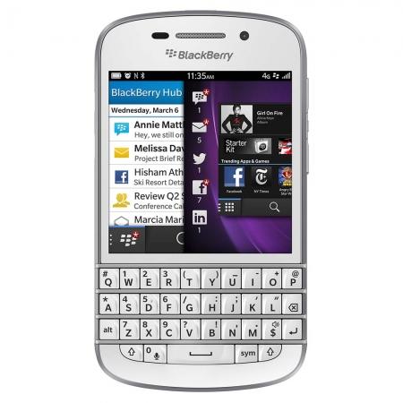 Blackberry Q10 alb IMEI RS125017833-16