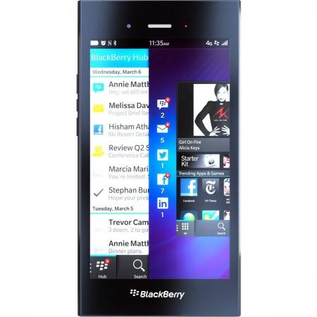 Blackberry Z3 8GB NEGRU