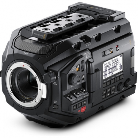 Blackmagic URSA Mini Pro 4.6K EF - Camera video cinematica