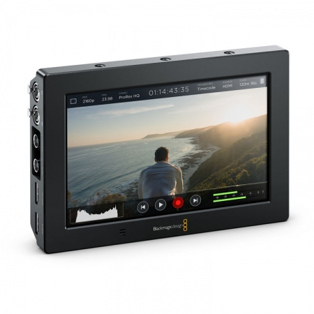 Blackmagic Video Assist 4K - Professional Monitor & Video Recorder