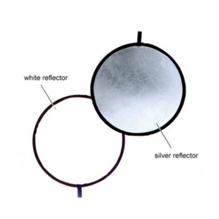 Fancier blenda 2in1, Silver/White, 120cm