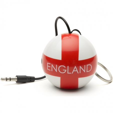 Boxa portabila KitSound Mini Buddy England Football