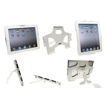 Brodit MultiStand Apple iPad2, iPad 3, iPad 4, iPad Retina - alb