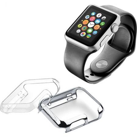 Cellularline Husa Capac spate 2pc Ultra Thin Apple Watch 42mm