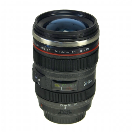 Cana obiectiv Canon 24-105mm Black - termoizolanta