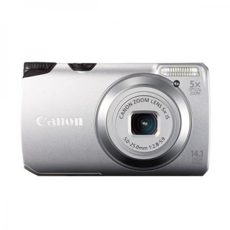 Canon  A3200 - argintiu RS125002457