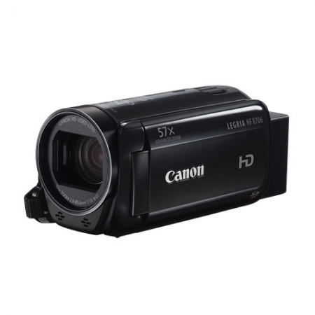 Canon Camera video LEGRIA HF R706 Negru RS125024436