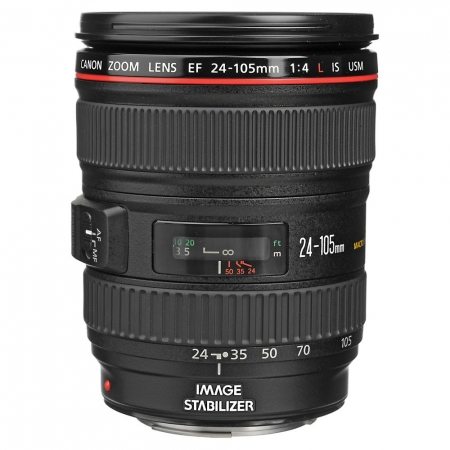 Canon EF 24-105mm f/4L IS USM [ white box ]