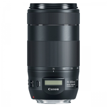 Canon EF 70-300mm f/4-5.6 II IS Nano USM