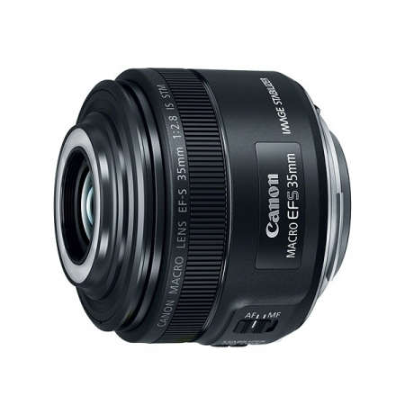 Canon EF-S 35mm f/2.8 IS STM Macro