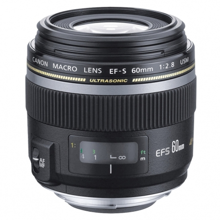 Canon EF-S 60mm f/2.8 Macro USM (1:1)