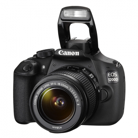 Canon EOS 1200D + EF-S 18-55mm f/3.5-5.6 IS II RS125011117-1