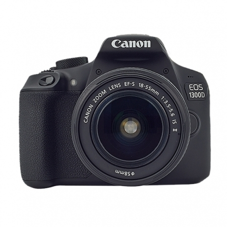 Canon EOS 1300D + EF-S 18-55mm IS II - RS125026116