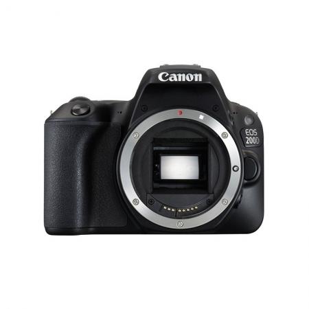 Canon EOS 200D Body, Negru