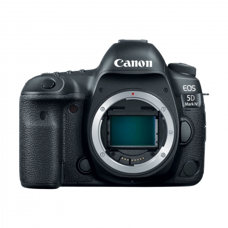 Canon EOS 5D Mark IV body - full frame, 30Mpx, video 4K, ecran 3.2 inch touchscreen
