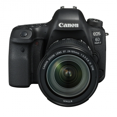 Canon EOS 6D Mark II Kit EF 24-105mm f/3.5-5.6 IS STM