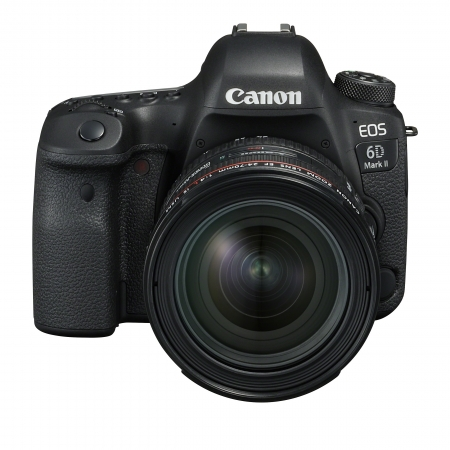 Canon EOS 6D Mark II Kit EF 24-70mm f/4L IS USM