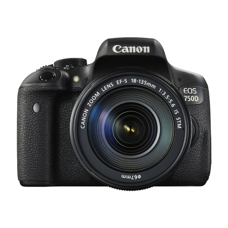 Canon EOS 750D kit EF-S 18-135mm f/3.5-5.6 IS STM
