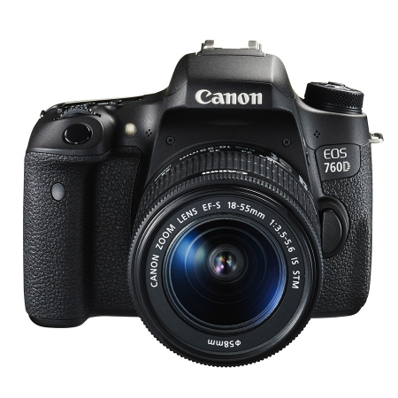 Canon EOS 760D kit EF-S 18-55mm f/3.5-5.6 IS STM