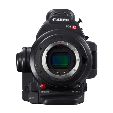 Canon EOS C100 Mark II - camera cinema profesionala