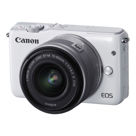 Canon EOS M10 Alb Kit EF-M 15-45 RS125022161