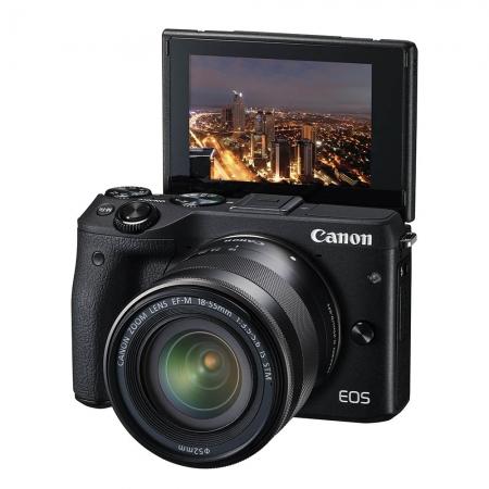 Canon EOS M3 Kit EF-M 18-55